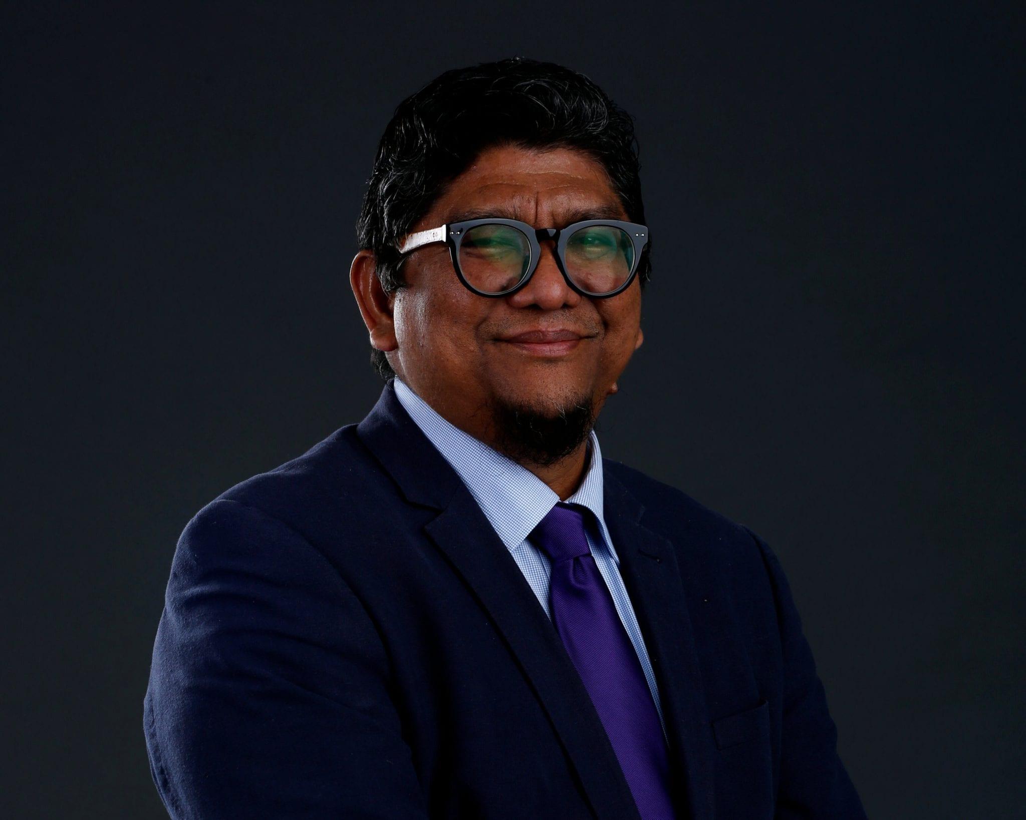Prof. Dr. Mohd Hamdan bin Ahmad