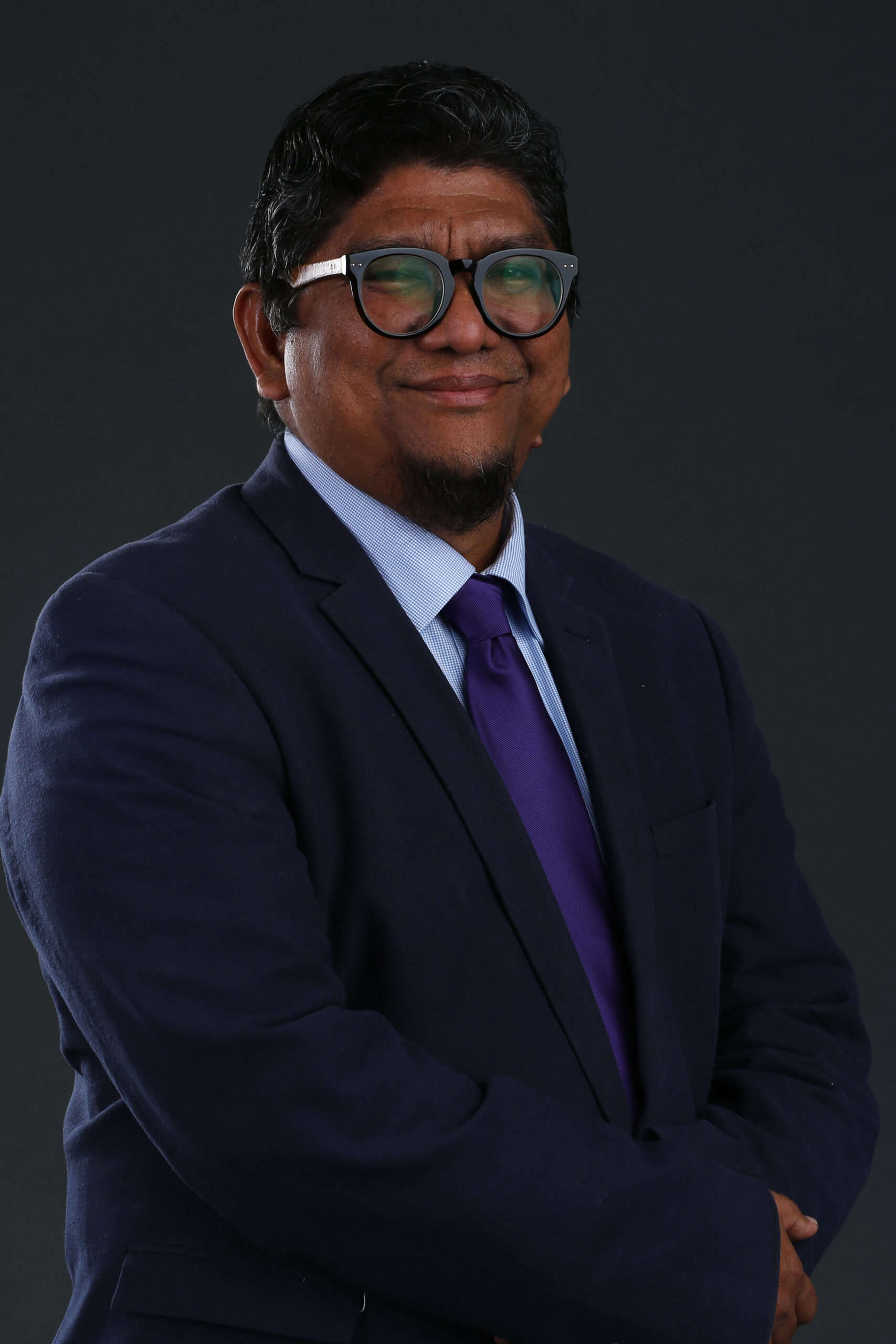 Prof. Ts. Dr. Mohd Hamdan bin Ahmad