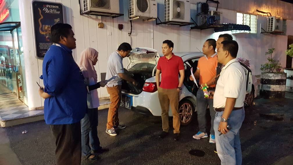 MALAYSIA DRIVING CYCLE PROGRAM: ON THE ROAD TEST FOR