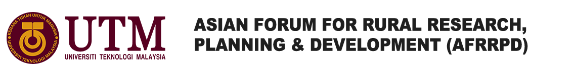 Asian Forum For Rural Research, Planning & Development (AFRRPD)
