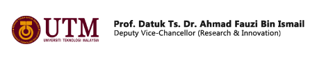 Deputy Vice-Chancellor (Research and Innovation)