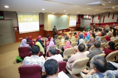 """Research, Innovation and Commercialization Excellence in UTM – The Way Forward"""" 25/3/2015 (Menara Razak, UTM KL)"""