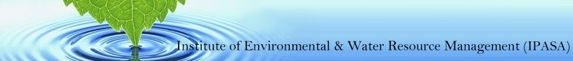 INSTITUTE OF ENVIRONMENTAL & WATER RESOURCE MANAGEMENT (IPASA)