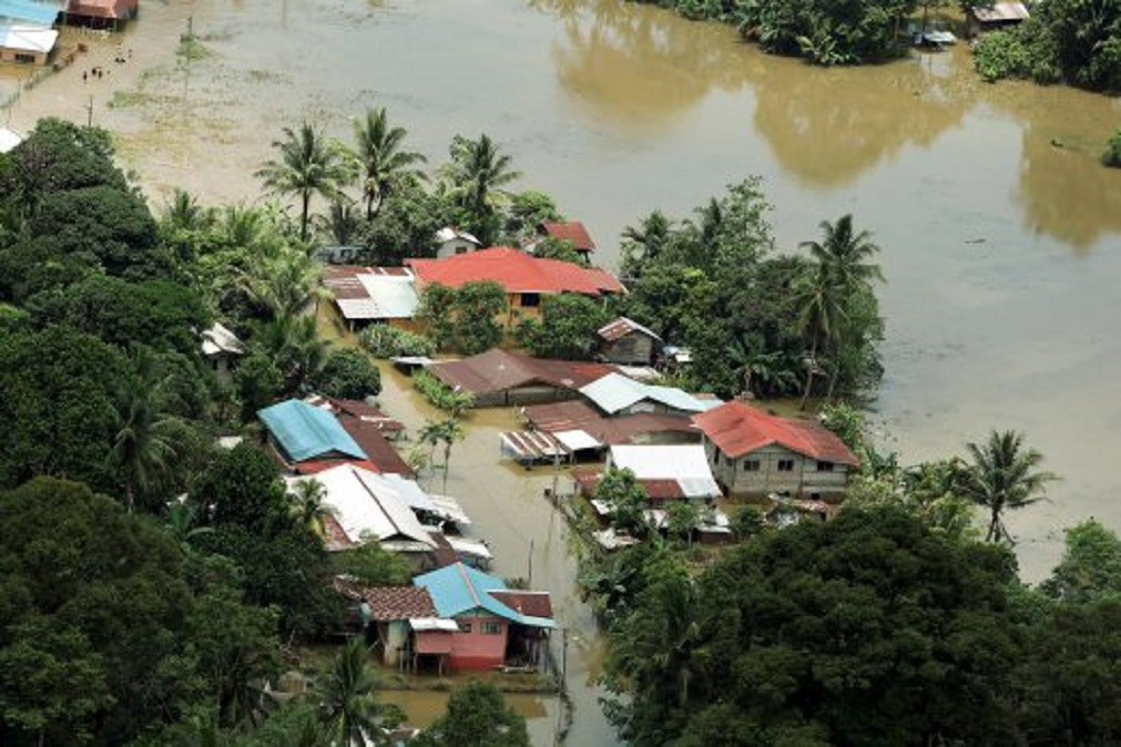 (Sarawak's Flood): 1,523 Still at Seven Serian Flood Reflief
