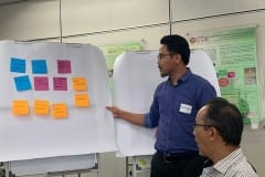 GCRF Water Security & Sustainable Development Hub MEL Workshop Day 1