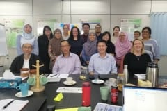 GCRF Water Security & Sustainable Development Hub MEL Workshop Day 2