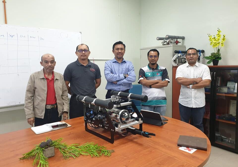 Automotive Development Centre (ADC) meeting and discussion with Mr Abd Hadi from Daya Maxflo