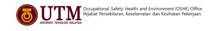 OCCUPATIONAL SAFETY, HEALTH AND ENVIRONMENT UNIT (OSHE)
