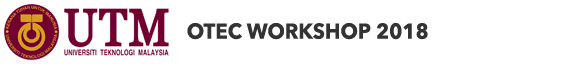 The 4th National Workshop & Training Courses on Ocean Energy 2018