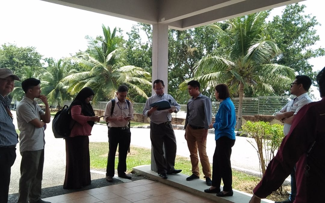 6 March 2019, 2nd Meeting of SATREPS OTEC Project @i-AQUAS Port Dickson