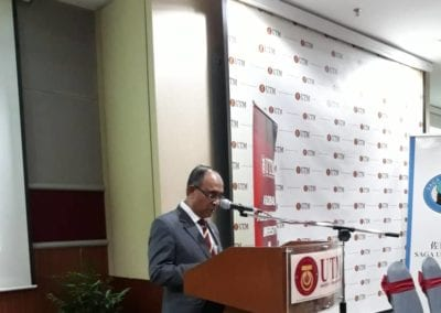Opening Remarks by YBhg. Prof. Datuk. Ir. Dr. Wahid Omar, Vice-Chancellor of UTM