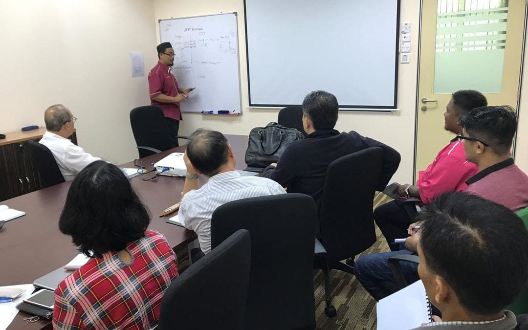 17 September 2019: SATREPS- OTEC Nano Group Meeting at MJIIT, UTM KL
