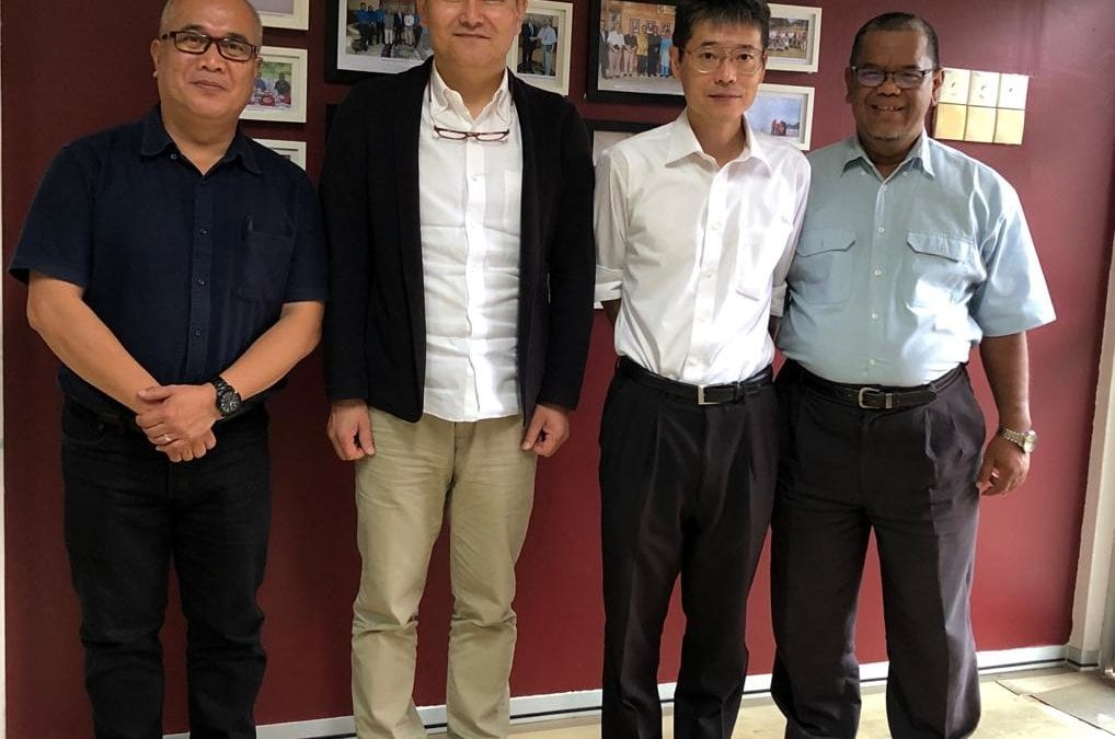 16 September 2019: SATREPS- OTEC Turbine Group Meeting at UTM Skudai