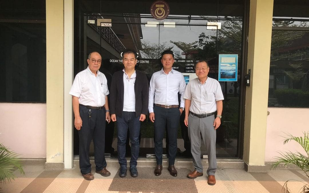 12 September 2019: SATREPS- OTEC Heat Exchanger and LCA Meeting at UTM OTEC