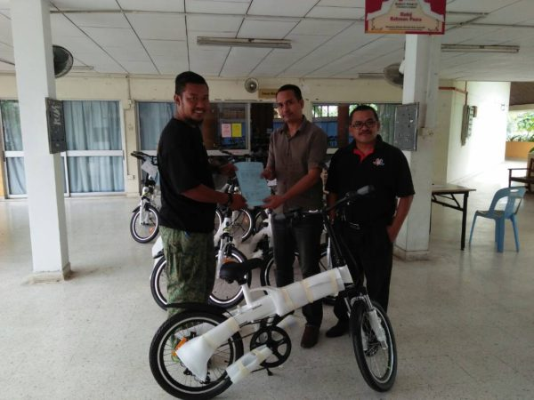 Distribution of SER1M to the Office of Asset and Development (PHB) UTM