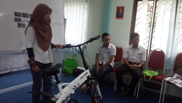 Maintenance Training from Voltron Malaysia Sdn Bhd